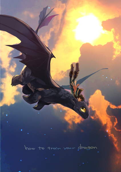httyd toothless upside down wallpaper - photo #29