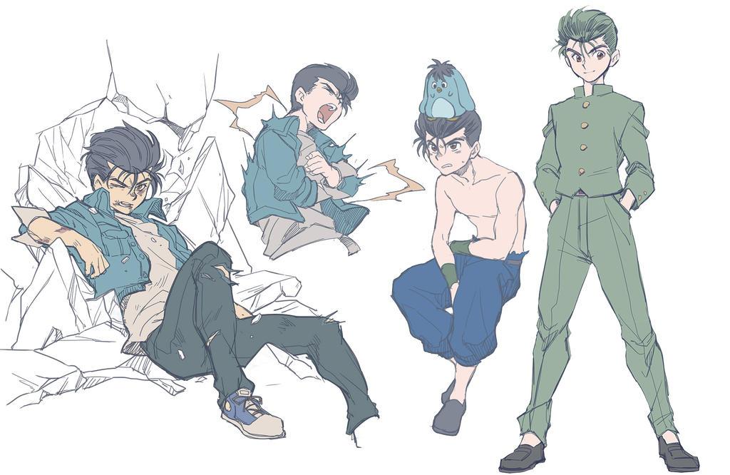 Yusuke by Umintsu