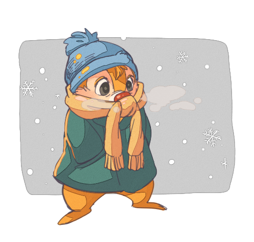 winter by Umintsu