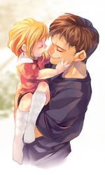 Hi dad by Umintsu