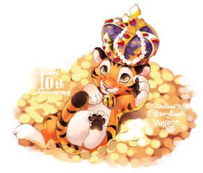 10th anniversary by Umintsu