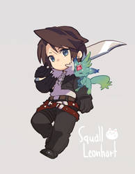 Mini squall by Umintsu