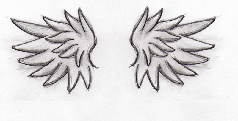 Angel Wing Design Tattoos Tattoo Angel Wings Design by