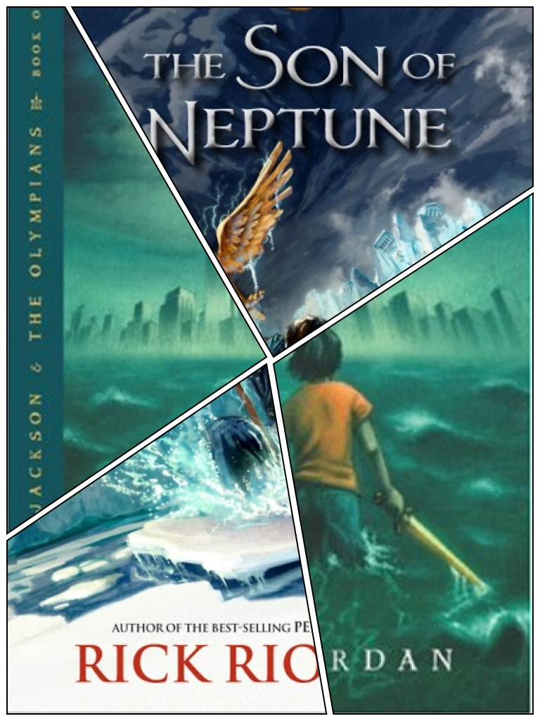 the son of neptune Buy a cheap copy of the son of neptune book by rick riordan amazon best books of the month, october 2011: from the roman demigod camp to the prison of death himself, the son of neptune reunites readers with old friends and.