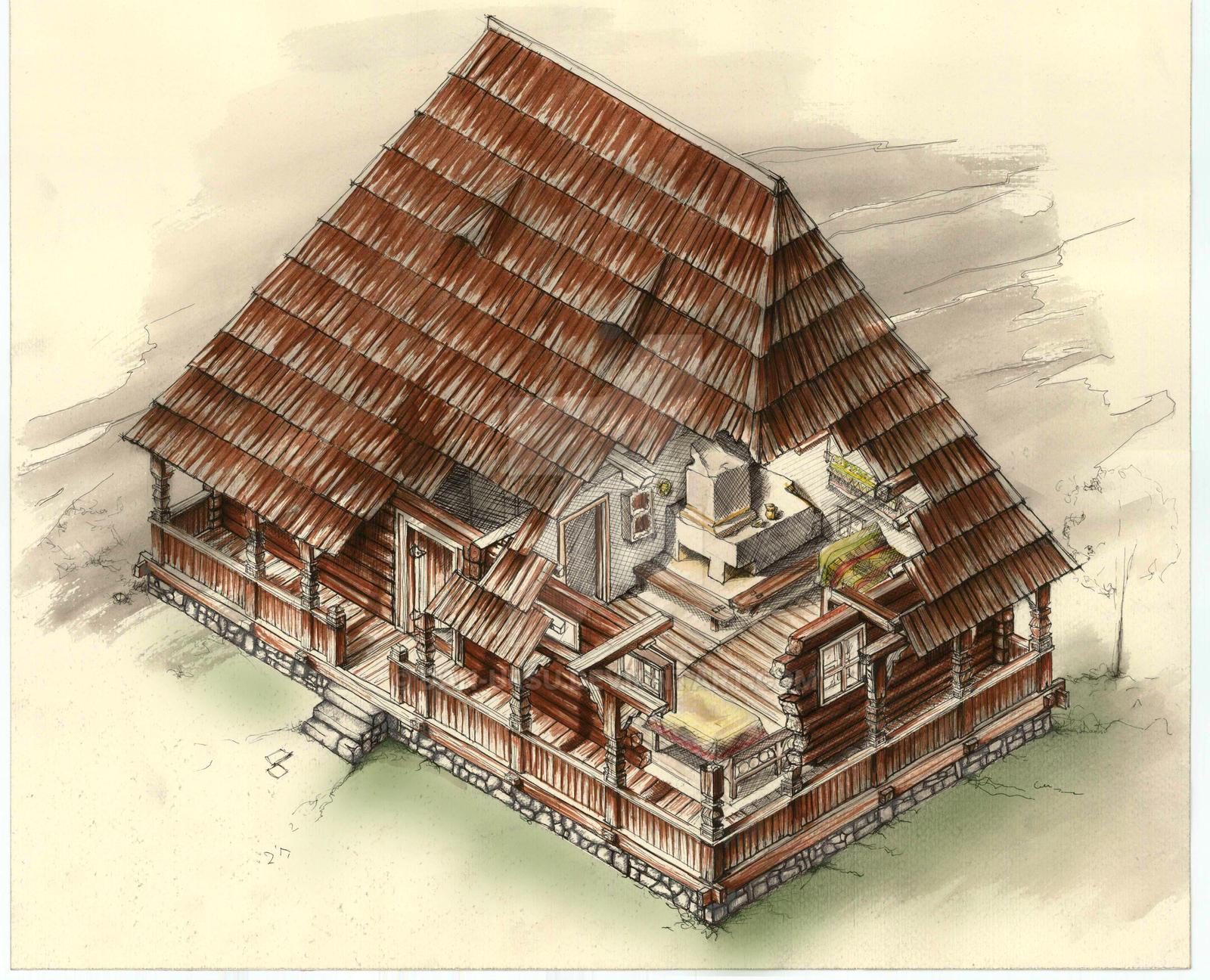 house by dan-ursu