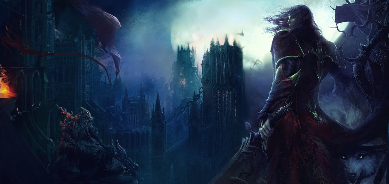 Castlevania: Lords of Shadow 2 by RenRenLotus