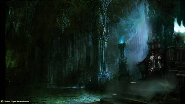 Castlevania: Lords of Shadow 2 ( Throne Room )
