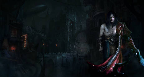 Castlevania: Lords of Shadow 2  Future city