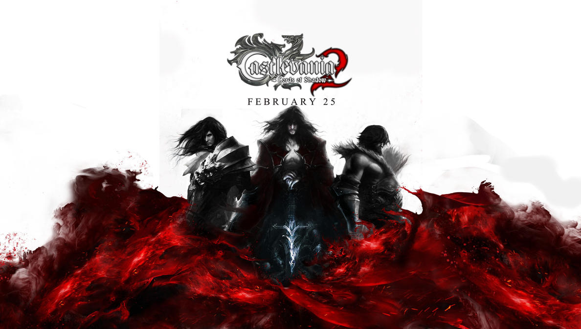 Castlevania: Lords Of Shadow 2 WALLPAPER By RenRenLotus On