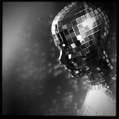 Disco Man 1896 by PeggyArmstrong