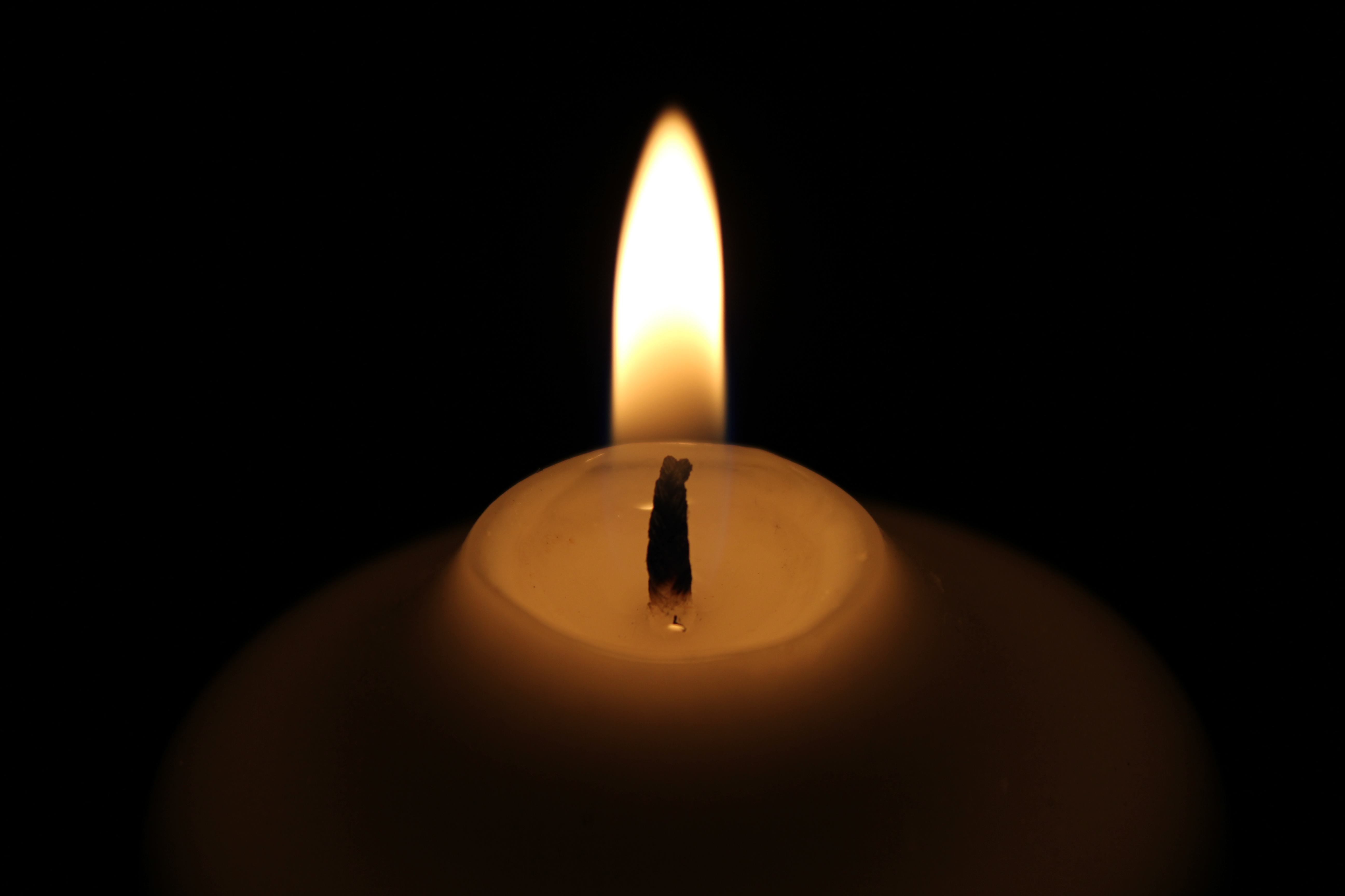 candle in the dark - photo #32