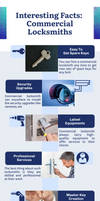 Interesting Facts Commercial Locksmiths