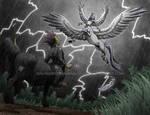 WSOD22 Yugi VS Pegasus by GaySideOfDimensions