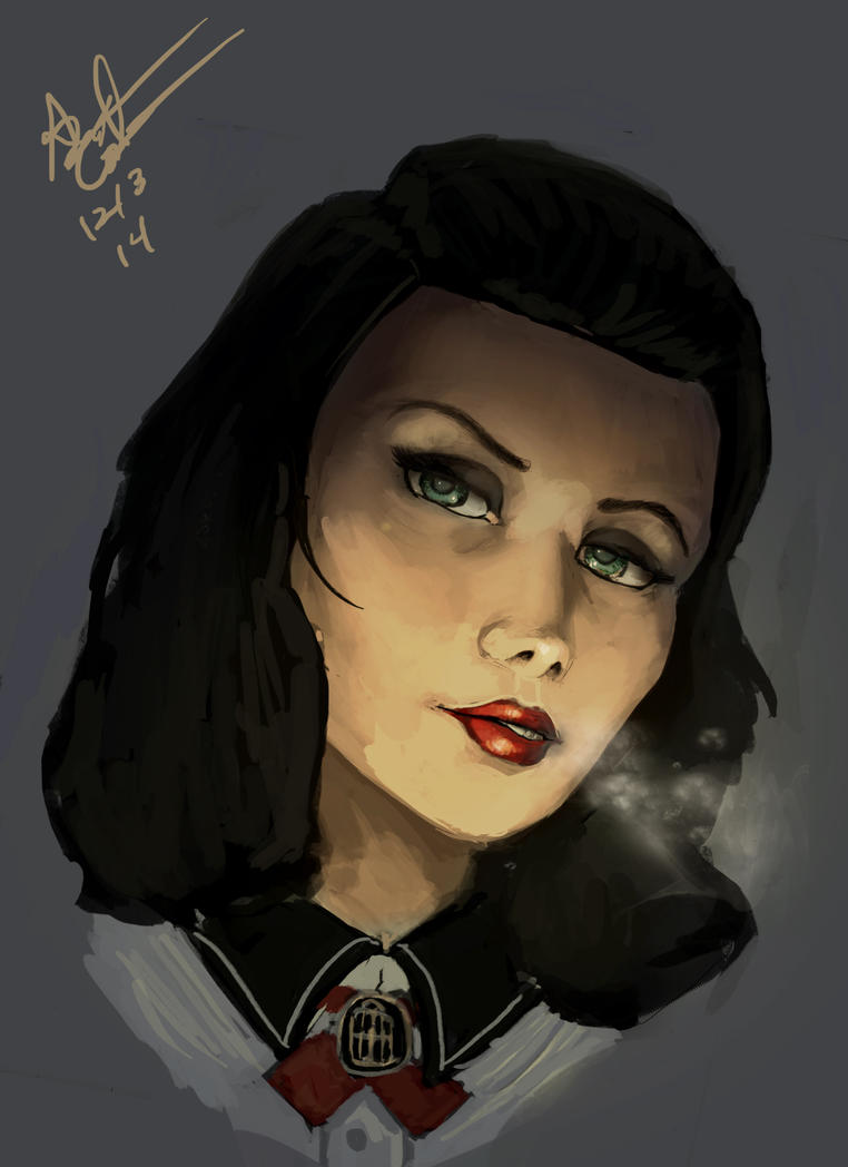 bioshock infinite Elizabeth by CosTA-S
