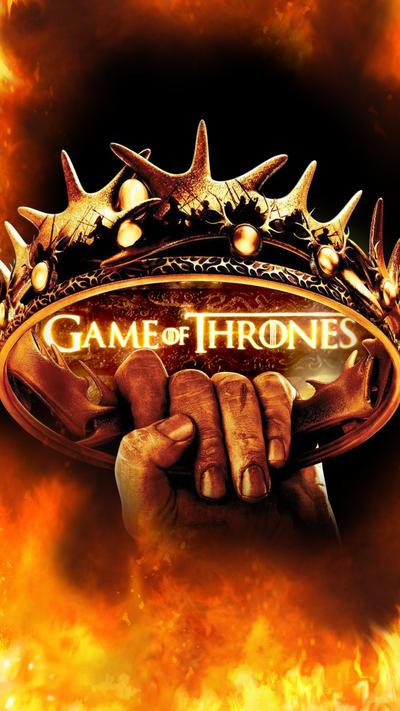 Game Of Thrones Phone Wallpaper By Dionysusmaenad