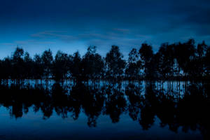 Lake Mournpall Dusk by MartinBennet