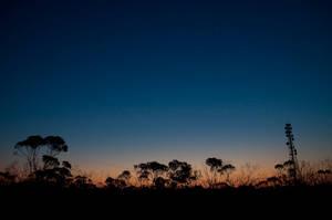Hattah Sunset by MartinBennet