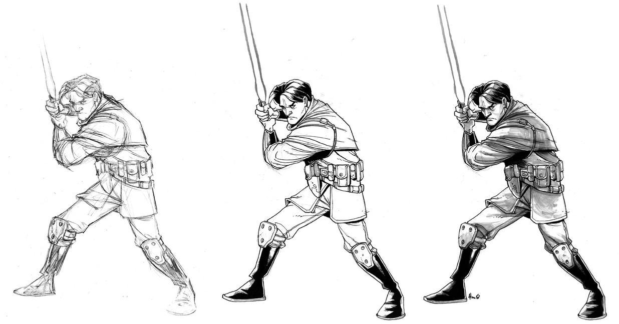 zayne carrick sketch by alanrobinson