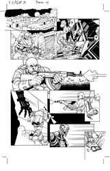 Terminator Salvation issue 3 by alanrobinson