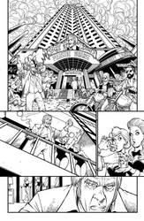 Biff to the Future #5 - first page by alanrobinson