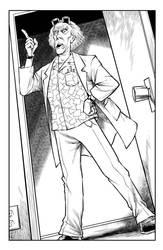 Enter the Doc! by alanrobinson