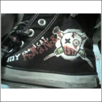 custom shoes 4 by chibiusa1001