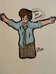 Raggedy Doctor!