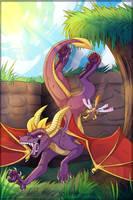 Spyro reignited!! by Honey-Beest