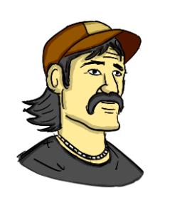 Kenny - The Walking Dead by tormunds