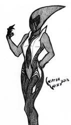 Sierra Xenon character design