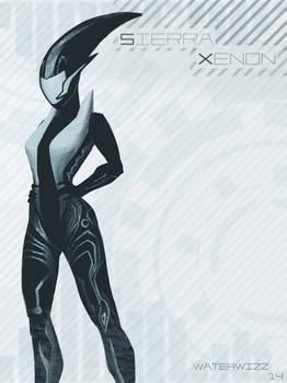 Sierra Xenon poster