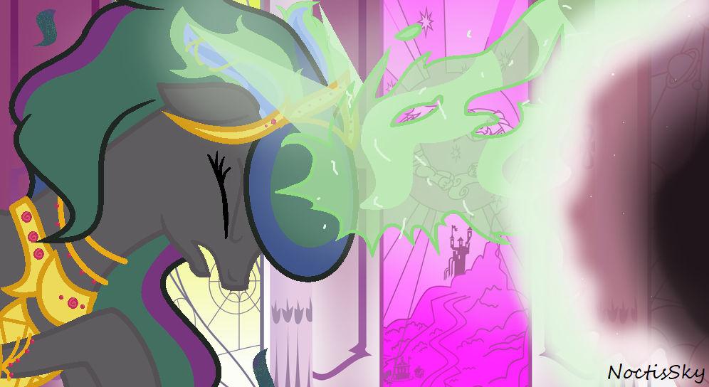 New Ruler of Equestria pt4