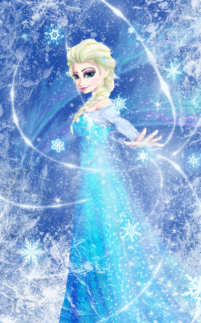 Elsa by Arbitrary-Means