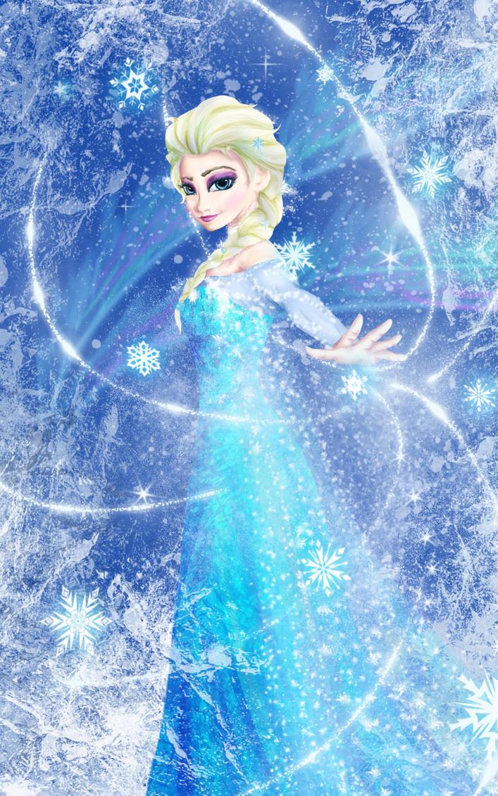 Elsa by Socha-Nyx