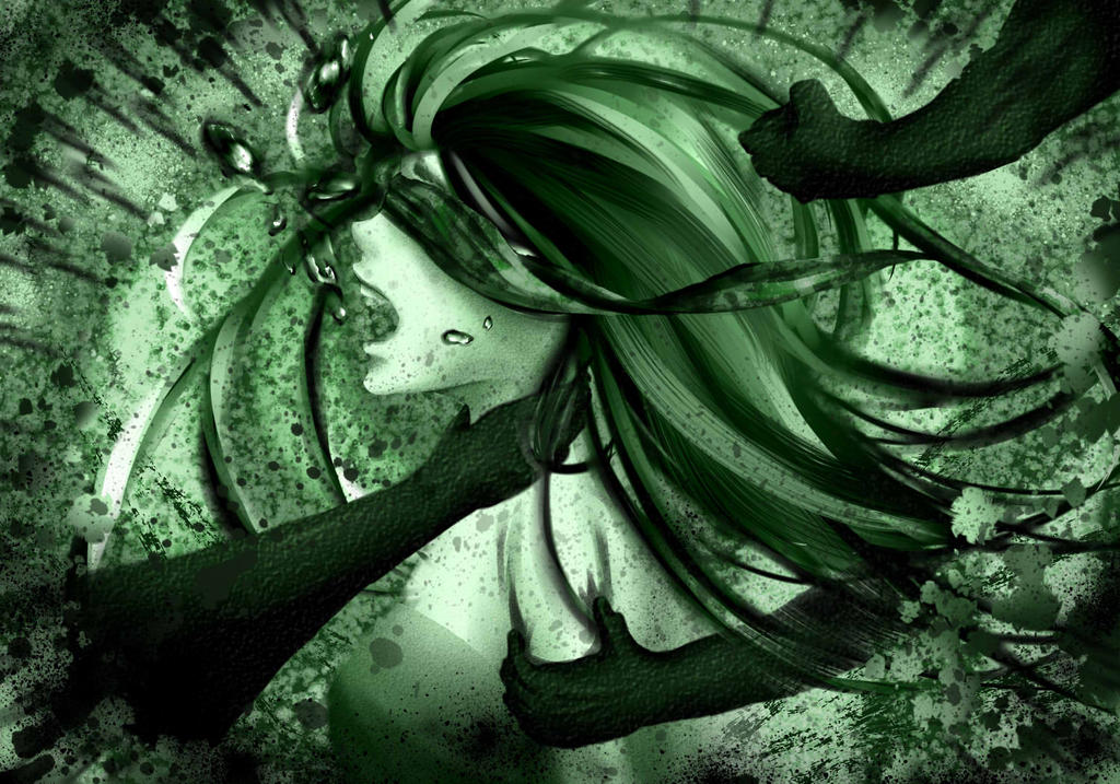 Green by Socha-Nyx