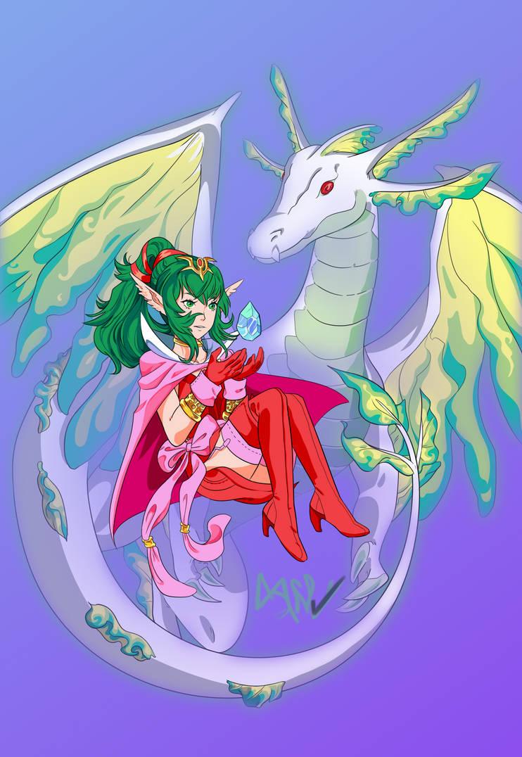 Tiki Dragon Soul by Revival-Yang