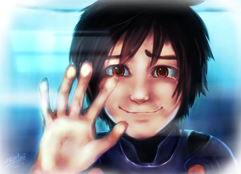 Tadashi is Here by kuroSPITE