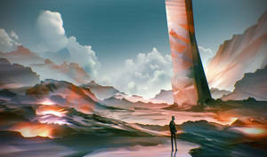 Monolith by FlyingApplesaucer