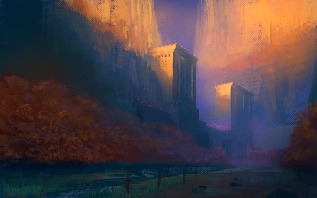 Gateway by FlyingApplesaucer