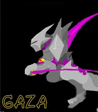 Gaza in 256b Color by Laegreffon