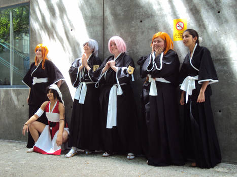 Bleach Women Characters