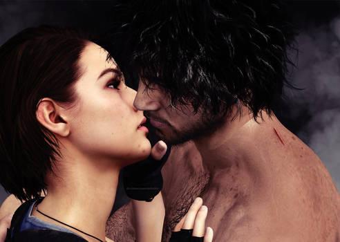 RE3: Carlos x Jill