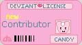 Candys deviant license by BabyKittenLove