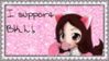 Charm34 Support Stamp for me by BabyKittenLove