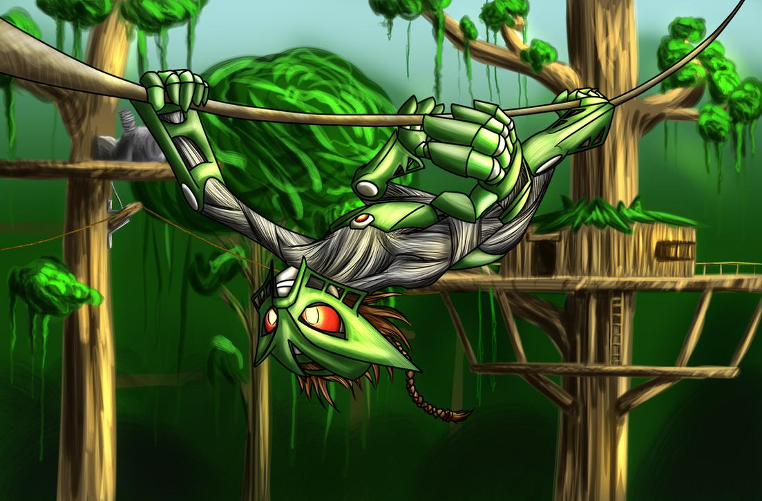 telzin_climbing_by_scorpion_strike-d9in8