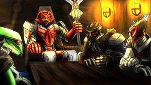 Makuta Project - Leaders by Scorpion-Strike