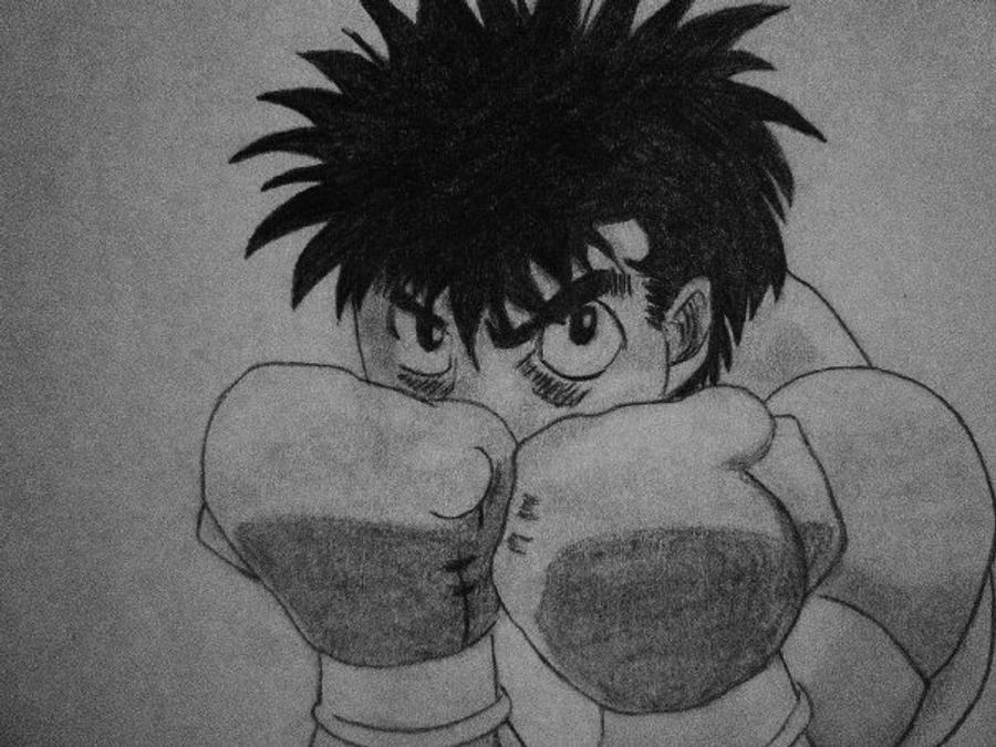 Ippo Makunouchi by Sasukelover0202