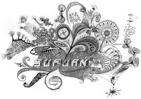 Sufjan Doodle