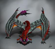 MH Crossbreed: Giggolos by deKora01