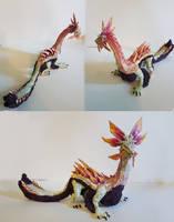 Mizutsune sculpture by deKora01